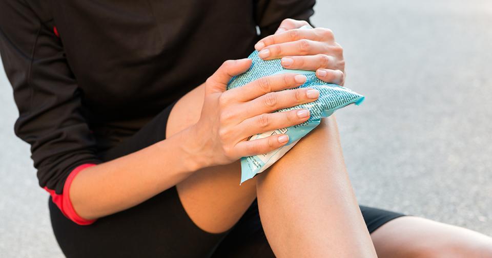 Phương pháp chèn ấm có thể giúp thư giãn các cơ và mang lại cảm giác thoải mái cho bạn.